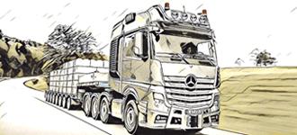 Dijelovi za gospodarska vozila
