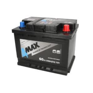 Akumulator 4Max 12V 60Ah 540A