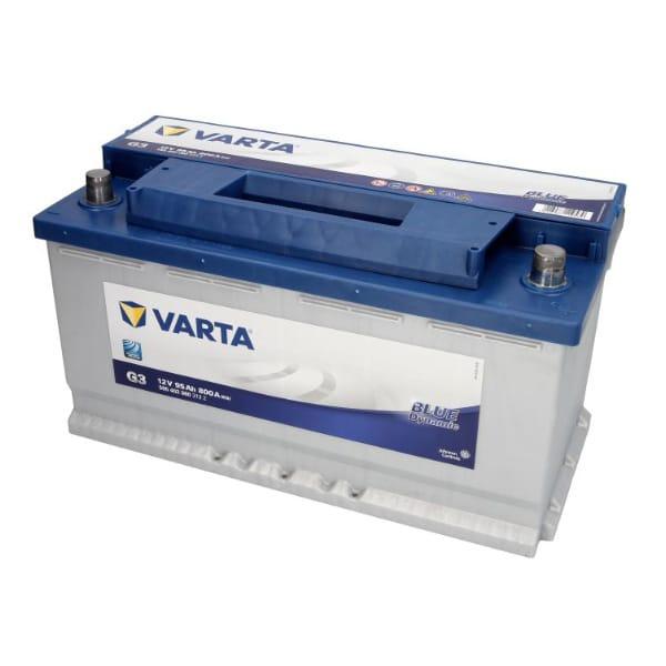 Akumulator Varta 12V 95Ah 800A BLUE DYNAMIC