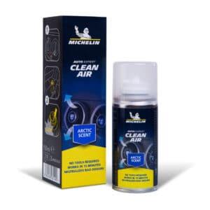 Sredstvo za dezinfekciju klima uređaja u vozilu Michelin 150ml