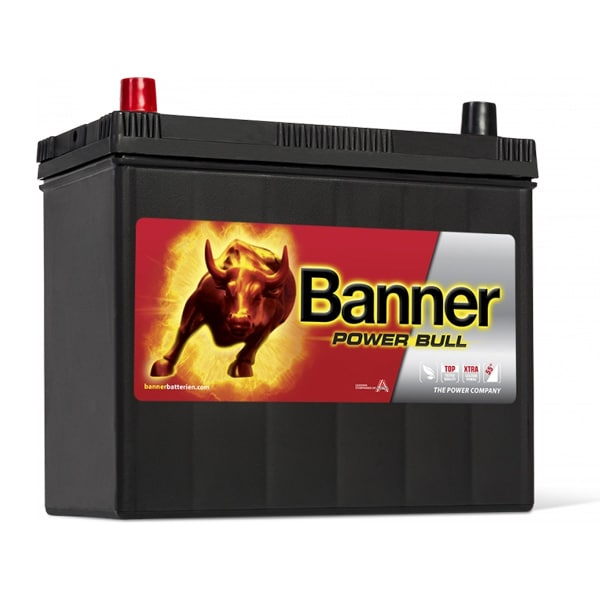 Akumulator Banner Power Bull 12V 45Ah 390A