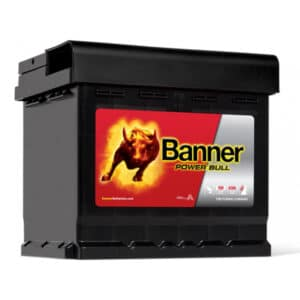 Akumulator Banner Power Bull 12V 50Ah 450A