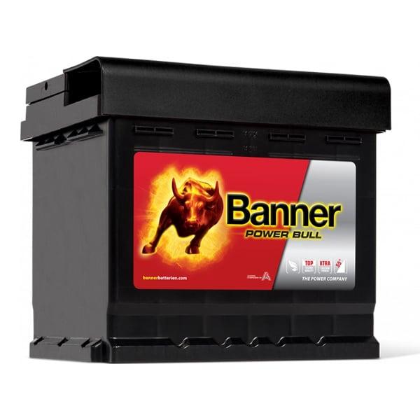 Akumulator Banner Power Bull 12V 50Ah 450A