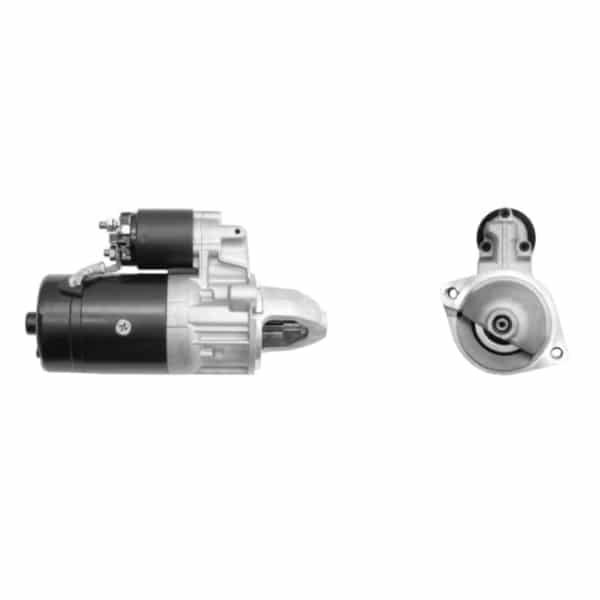 Elektropokretač (anlaser) Mercedes-Benz MAHLE MS127 AZE4140