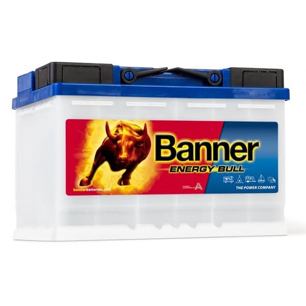 Servisni akumulator Banner Energy Bull 80Ah